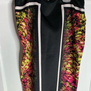 Bisou Bisou multi color skirt